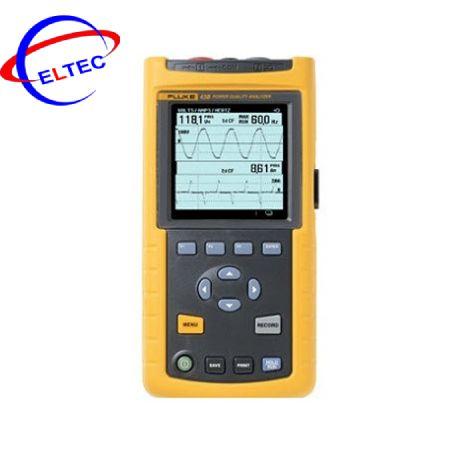 Máy phân tích chất lượng điện một pha Fluke 43B