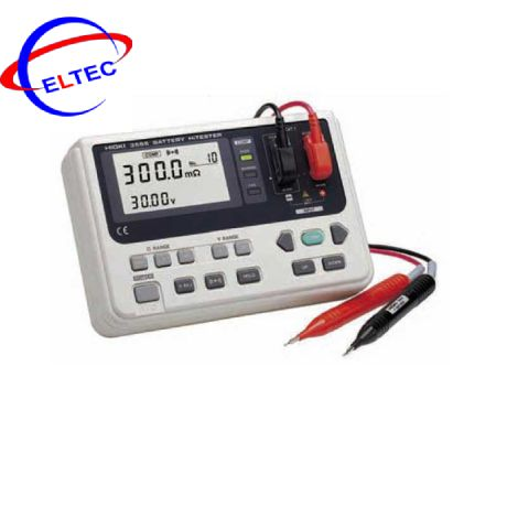 Thiết bị kiểm tra ắc quy Hioki 3555 (3V or 30V; 30 Ohm)