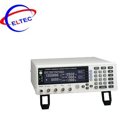 Máy đo điện trở Hioki HiTESTER RM3542