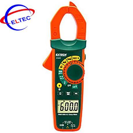 Ampe kìm Extech EX650 (600A, True RMS, AC + NCV)