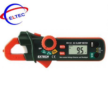 Ampe kìm Extech MA150 (200A, NVC, AC)