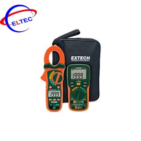 Bộ Kít kiểm tra điện Extech ETK30 (Ampe Kìm AC 400A, đồng hồ vạn năng)