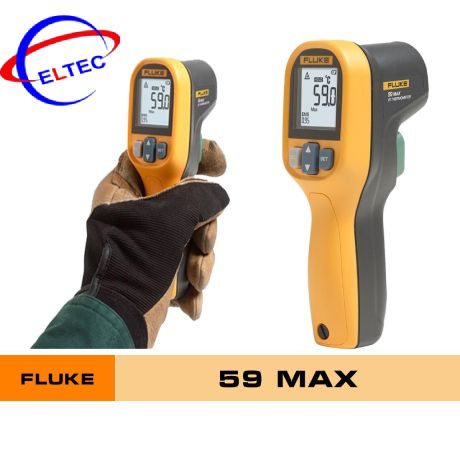 Máy đo nhiệt độ bằng hồng ngoại Fluke 59 MAX (-30 °C đến 350 °C )