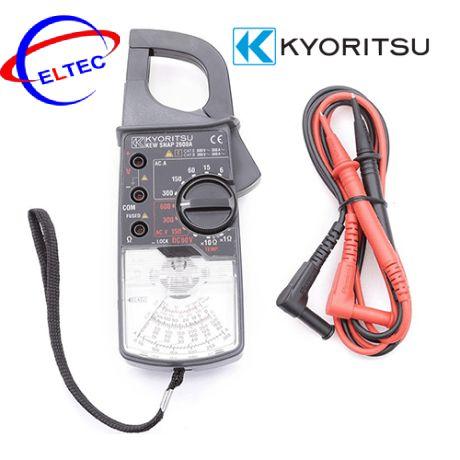 Ampe kìm Kyoritsu 2608A (300A, AC)