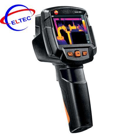 Camera nhiệt Testo 868 (0560 8680, 650 °C,160x120pixels)