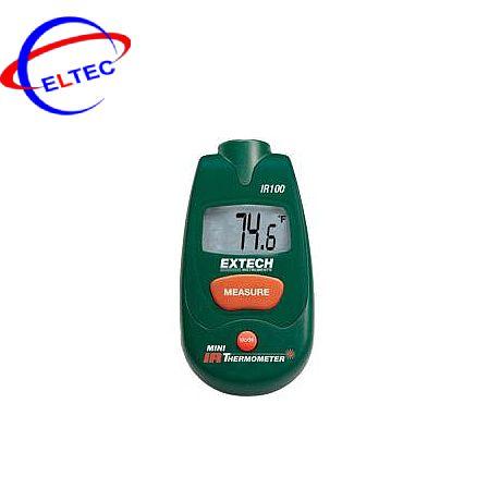 Máy đo nhiệt độ bằng hồng ngoại mini EXTECH IR100 (-35°C~230°C )