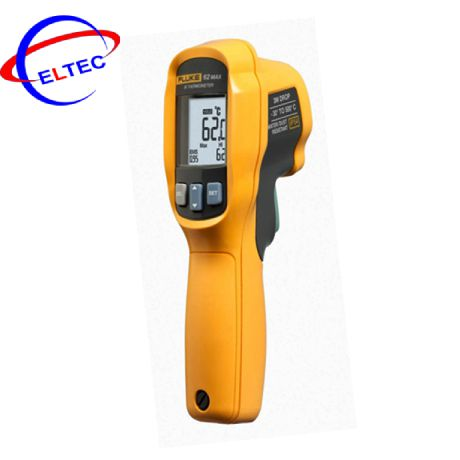 Súng đo nhiệt độ bằng hồng ngoại Fluke 62 Max+ (650 oC)