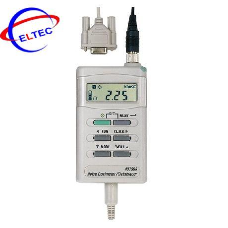 Máy đo độ ồn kết nối máy tính Extech 407355 (datalogger)