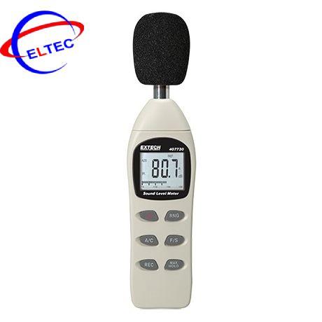 Máy đo độ ồn Extech 407730 (130dB)