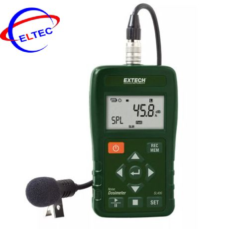 Máy đo độ ồn cá nhân Extech SL400 (30 – 140dB)
