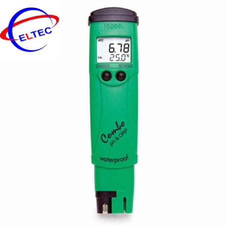 Bút đo pH/ORP/nhiệt độ Hanna HI98121