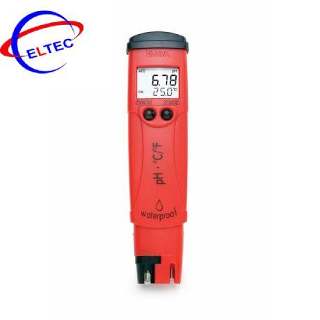 Bút đo PH/Nhiệt độ Hanna HI98128 (-2.00 – 16.00 pH)