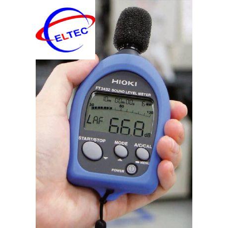 Máy đo độ ồn Hioki FT3432
