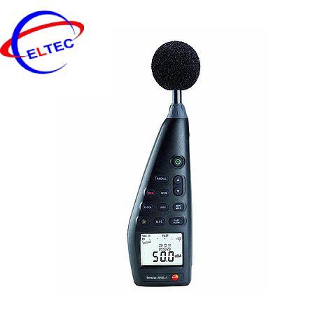 Máy đo độ ồn testo 816-1(0563 8170) (30 ~ 130 dB; ±1.4 dB)