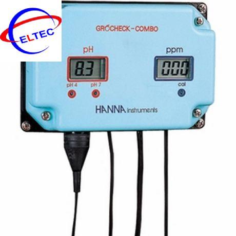 Máy đo EC/PH liên tục Hanna HI981405N-02
