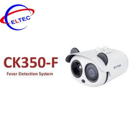 Hệ thống đo thân nhiệt bằng camera hồng ngoại Satir CK350-F