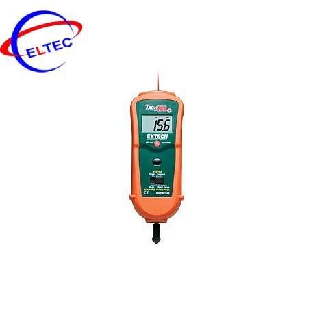 Máy đo tốc độ vòng quay bằng tiếp xúc và Laser EXTECH RPM 10, 0.05-1999.9m/min (tích hợp đo nhiệt độ hồng ngoại)