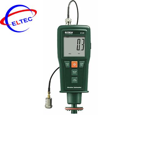 Máy đo độ rung + Tốc độ Lazer EXTECH 461880