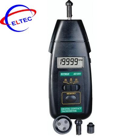 Máy đo tốc độ vòng quay tiếp xúc EXTECH 461891