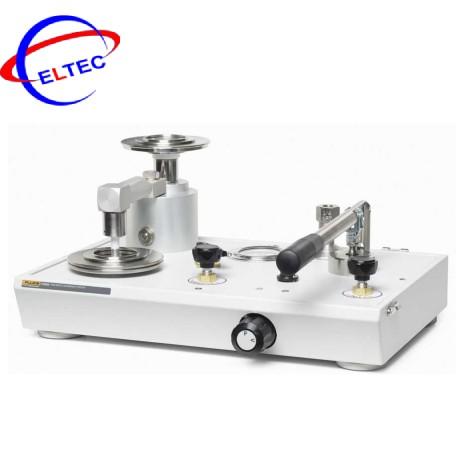 Máy hiệu chuẩn áp suất kiểu tải trọng Fluke P3022-INH20-P (không khí, áp suất 400 inH2O và chân không đến 30 inHg, PCU đôi