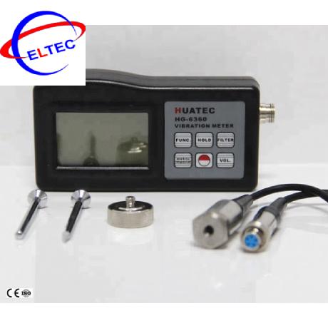 Máy đo độ rung HUATEC HG6360