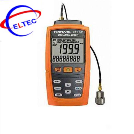 Máy đo độ rung TENMARS ST-140D (Dataloger)