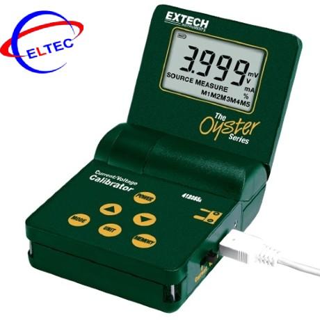 Máy hiệu chuẩn dòng điện, điện áp Extech 412355A (0-20V, 0-24mA)