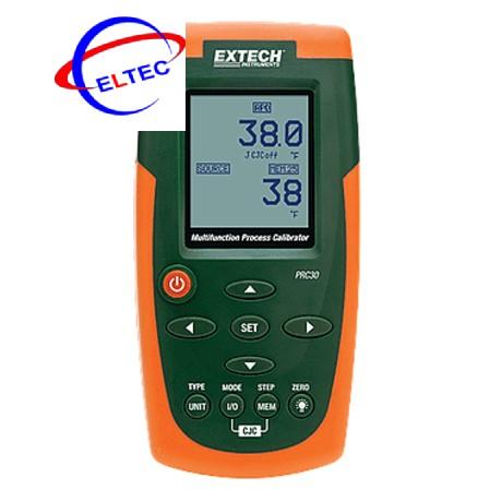 Máy hiệu chuẩn đa năng Extech PRC30 (dòng điện, điện áp, nhiệt độ)
