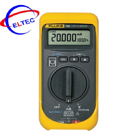 Thiết bị hiệu chuẩn dòng điện FLUKE 705