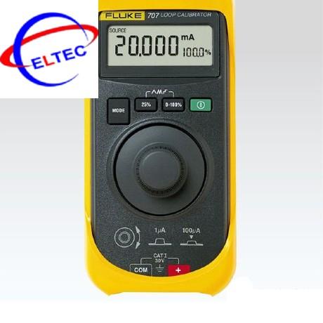 Thiết bị hiệu chuẩn dòng điện FLUKE 707