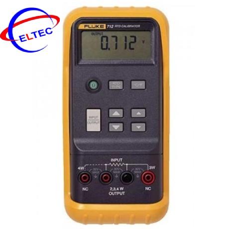 Máy hiệu chuẩn nhiệt độ Fluke 712 (Type RTD)
