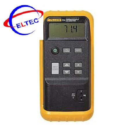 Máy hiệu chuẩn nhiệt độ Fluke 714 (Type thermocouple)