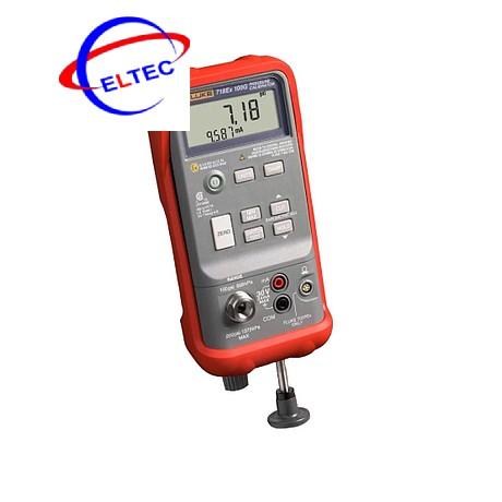 Thiết bị hiệu chuẩn áp suất Fluke 718Ex 100G (-830 mbar đến 7 bar)