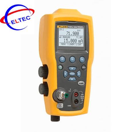 Máy hiệu chuẩn áp suất Fluke 719Pro-150G (150 psi, 10 bar, bơm điện)