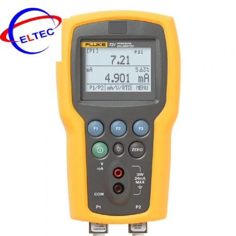 Máy hiệu chuẩn áp suất Fluke 721-1601 (100 psi, 6.9 bar)