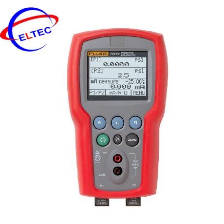 Thiết bị hiệu chuẩn áp suất chính xác Fluke-721Ex-1601 ( -0,83 bar đến 6,9 bar)