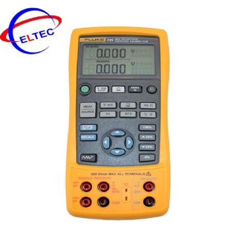 Máy hiệu chuẩn đa năng (dòng điện, điện áp, nhiệt độ) Fluke 725