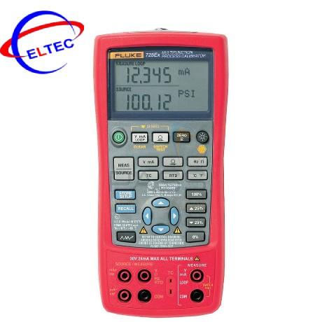 Máy hiệu chuẩn áp suất đa năng Fluke 725/P27EX