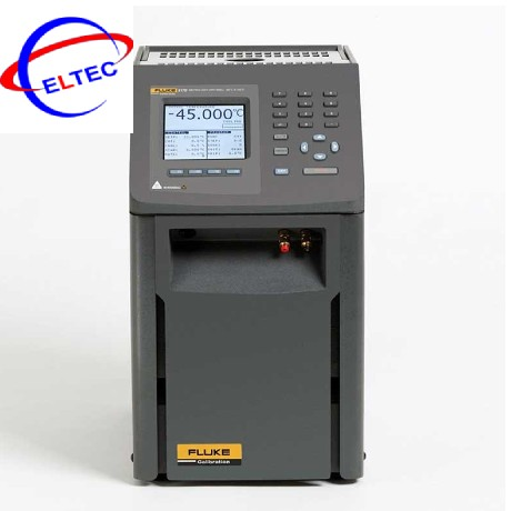 Máy hiệu chuẩn nhiệt độ Fluke 9170 (–45 °C đến 140 °C, ± 0.005 °C)