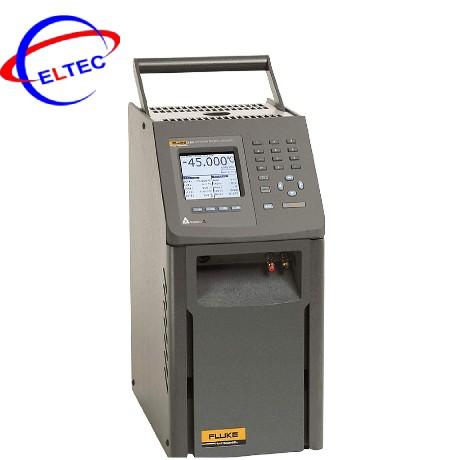 Máy hiệu chuẩn nhiệt độ Fluke 9171 (–30 °C đến 155 °C, ± 0.005 °C, dùng cho đo lường)