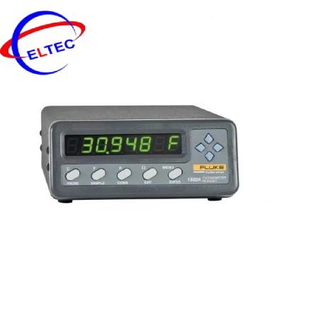Máy đọc nhiệt độ Fluke 1502A (−200 °C đến 962 °C, ±0.012 °C)