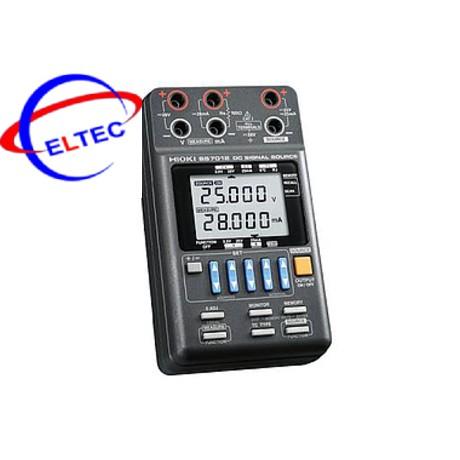 Bộ phát nguồn DC (máy hiệu chuẩn ) Hioki SS7012