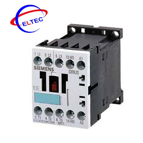 Contactor 3P Siemens 3RT1016-1AB01 (4 KW/400 V)