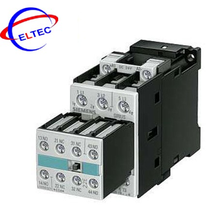 Contactor 3P Siemens 3RT1025-1AD04 (7.5 KW/400 V)