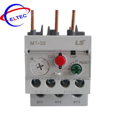 Rơ le nhiệt 3P LS, MT-32 (9-13A)