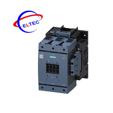 Contactor Siemens 3RT1056-6AM36, 185A, AC3 – 90KW/400V