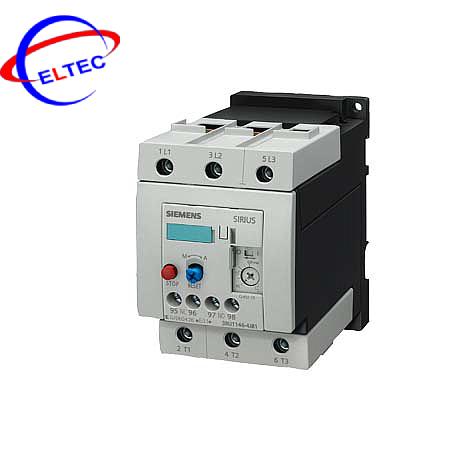 Rơ le nhiệt Siemens 3RU1146-4JB1