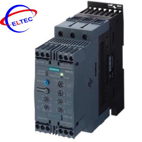 Bộ khởi động mềm Siemens 3RW4036-1BB14, AC/DC 110 – 230V, 45A,22KW, 200V ~ 480V