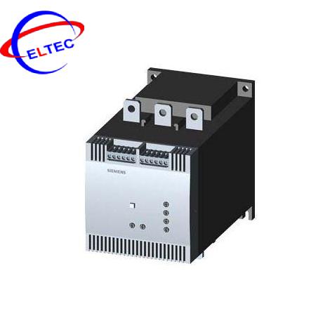 Bộ khởi động mềm Siemens 3RW4055-6BB44, AC/DC 110 – 230V, 134A,75KW, 200V ~ 480V