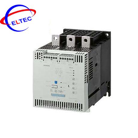 Bộ khởi động mềm Siemens 3RW4075-6BB44, AC/DC 110 – 230V, 356A,200KW, 200V ~ 460V